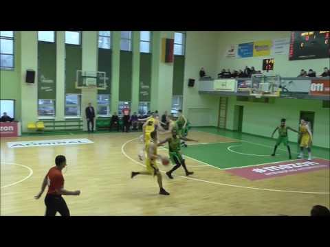 """NKL rungtynės: Klaipėdos """"Nafta-Uni-akvaservis"""" - Šilutės """"Šilutė"""" [2017-03-18]"""