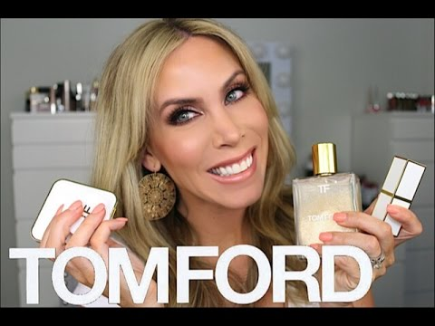 Tom Ford Summer 2015 Makeup Collection   Swatches + Review