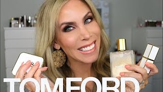 Tom Ford Summer 2015 Makeup Collection | Swatches + Review