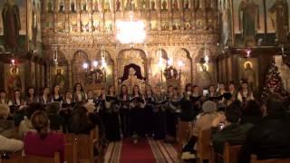 Corala Euterpe - Marire-ntru cele-nalte, Domnulet si Domn din cer