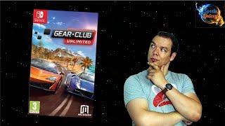 Das beste Rennspiel für Switch? - Meine Meinung zu: Gear.Club Unlimited