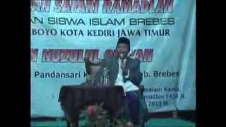 Ceramah KH  Musthofa Aqil bagian 01
