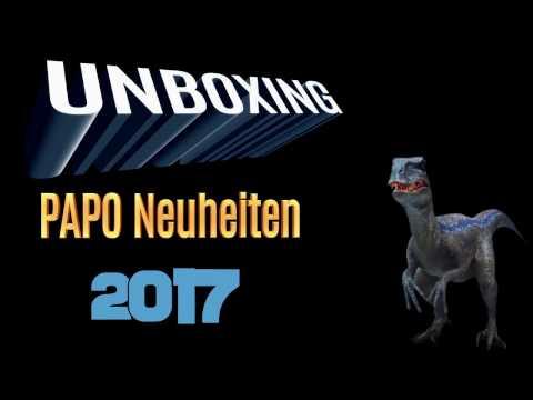UNBOXING / Papo