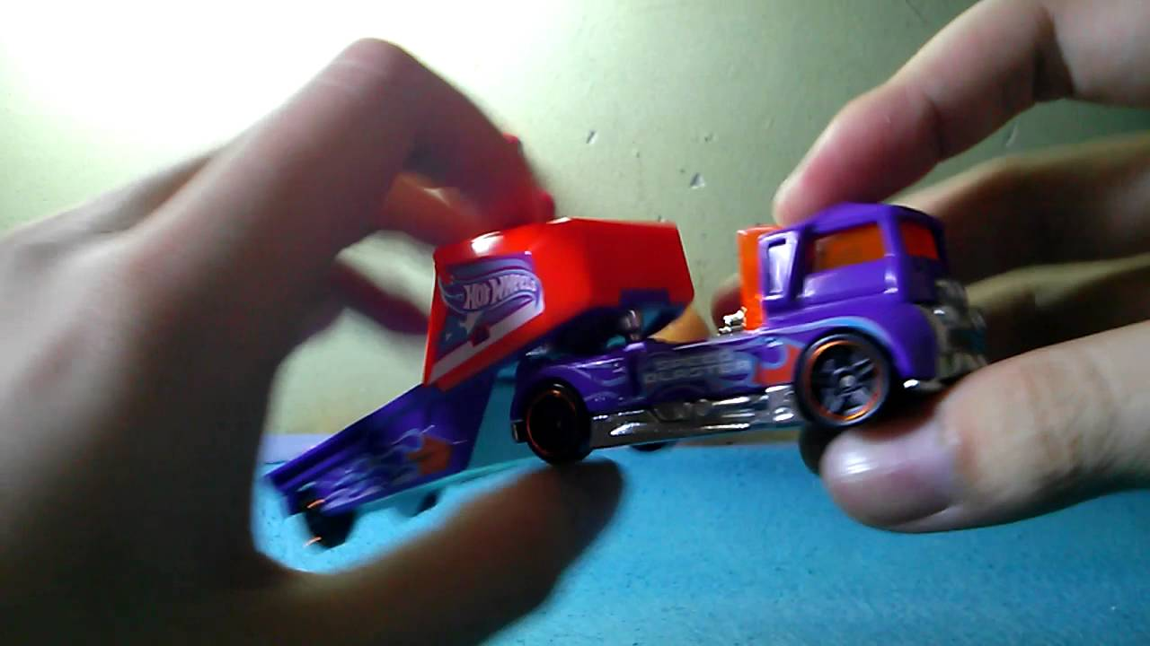 Hot Wheels truck : Speed blaster