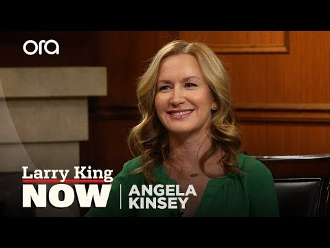 Angela Kinsey on how she got her role on 'The Office'