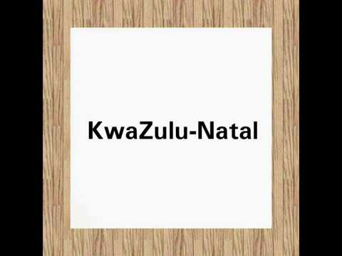 Pronunciation of KwaZulu-Natal