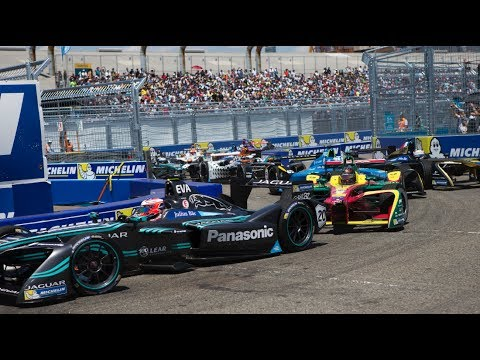 Inside Formula E The Racing Series That Only Uses Electric Cars
