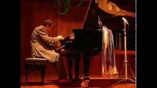 A la recherche du rythme perdu de Luc Ferrari - Henry Fourès, piano (Shanghai 2005)