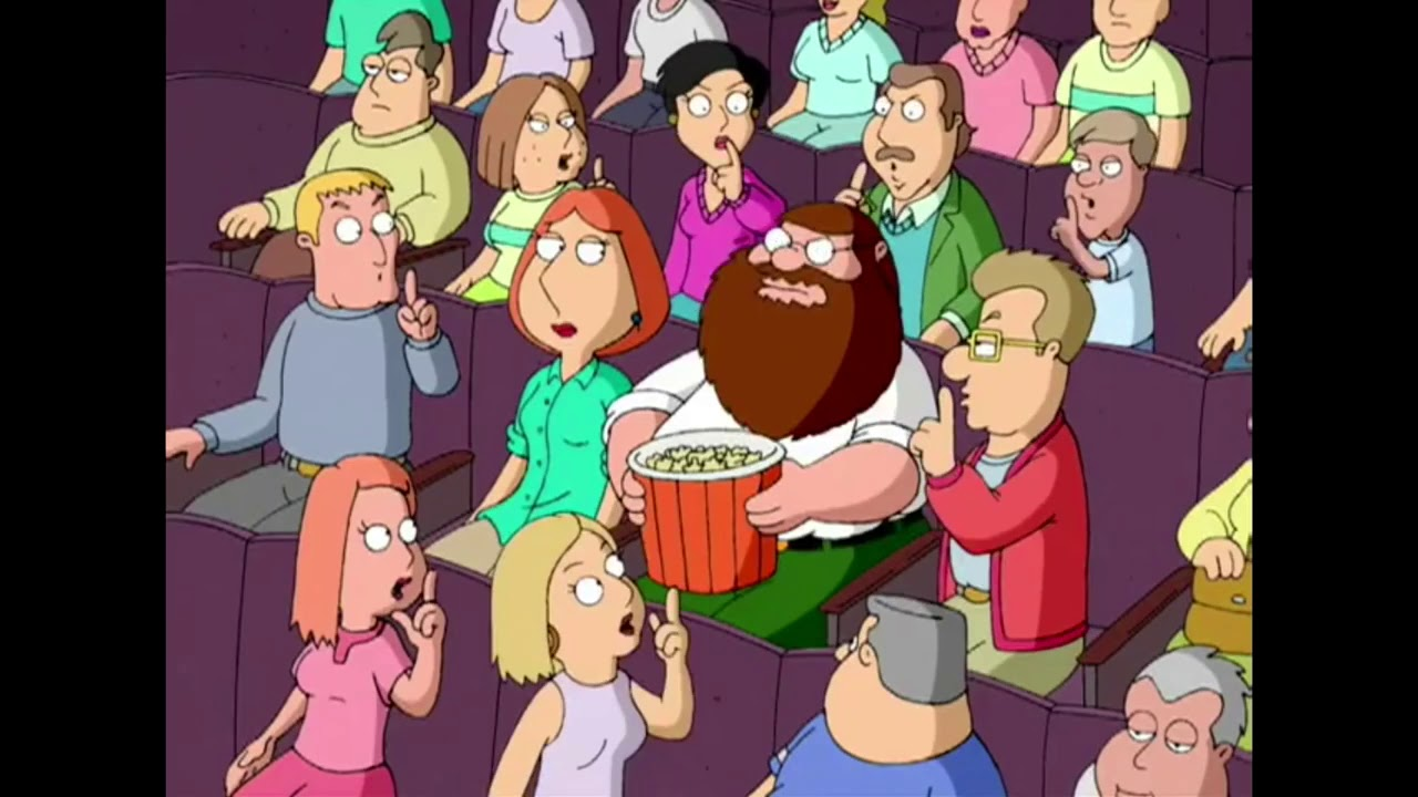 Download Family Guy - Peter Grows A Beard!