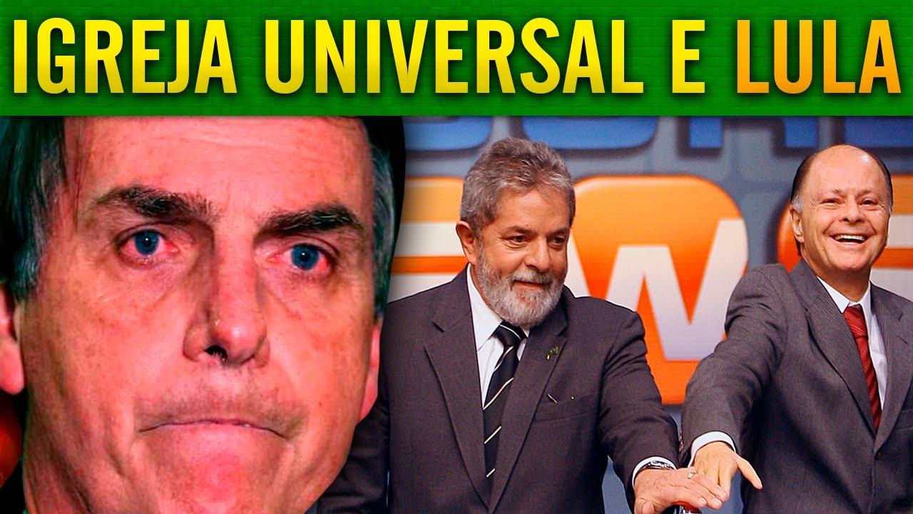 UNIVERSAL ABANDONA B0LSONARO E DEVE RECORRER A LULA!!