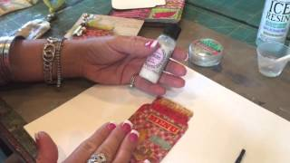Summertime Picnic Project With Ice Resin® & Iced Enamels