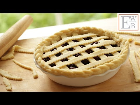 Beth's Homemade Cherry Pie Recipe | ENTERTAINING WITH BETH