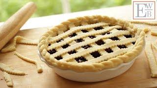 Beth's Homemade Cherry Pİe Recipe | ENTERTAINING WITH BETH