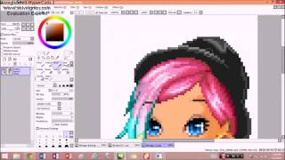 Drawing My Fantage Character [speedpaint]