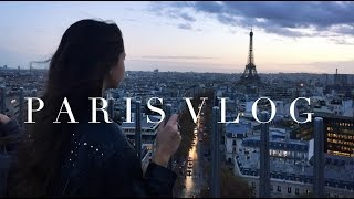 Our Paris Adventure || Travel Vlog