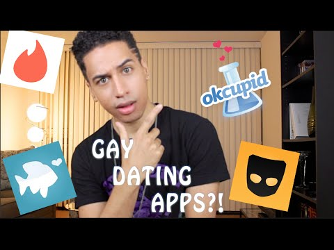 BEST & WORST GAY DATING APPS/WEBSITES! (HD)