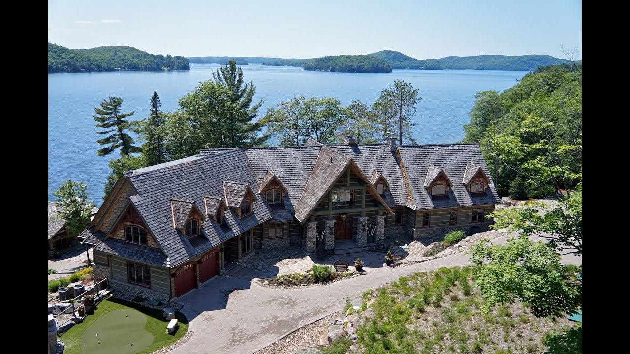 muskoka rentals cottages in for cottage haliburton rent front ontario county