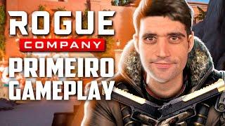 Novo jogo Rogue Company, gameplay insano e MUITO divertido