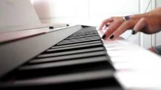 Quiero ser tu sombra - Piano por Cata