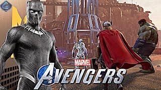 Marvel's Avengers Game - DLC Teased! Villains, Regions and Story DLC Confirmed!