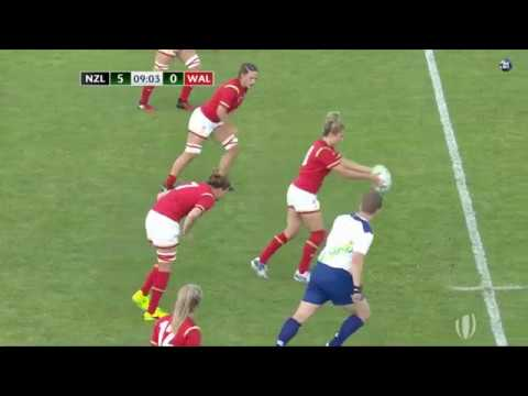 NEW ZEALAND v WALES [Women's Rugby]