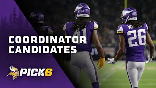 Pick 6 Mailbag Featuring Paul Allen: Coordinator Candidates and Salary Cap Concerns | Vikings