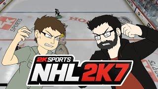 Haps Versus! 15: NHL 2K7!
