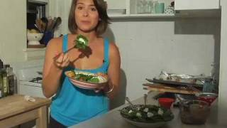 Warm Sweet Potato And Lentil Salad Recipe - The Hot Plate