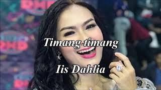 Timang Timang By Iis Dahlia