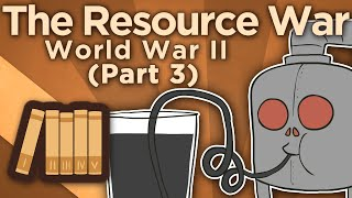 WW2: The Resource War - The Engines of War - Extra History - #3 thumbnail