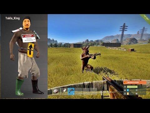 Eve Saldırı | Rust Türkçe Multiplayer | Bölüm 10