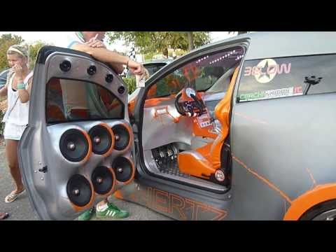 FIAT GRANDE PUNTO HERTZ SPL. ER CAR AUDIO video 2