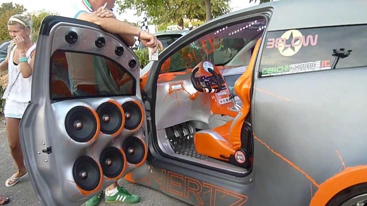 Fiat 4 Door Car
