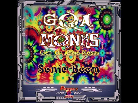 G.O.A MONKS - Sonic Boom (Full E.P_official) [Fantastic 5 Records]