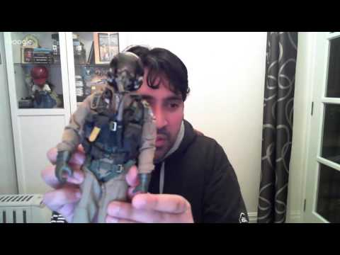 Cool BBI Action Figures Picked Up From Auction! Live Stream!