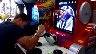 Arm Wrestling Robot, Max Level