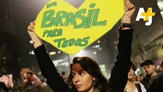Two Women, One Vote: What You Need To Know About Brazil