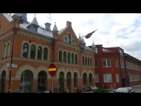 Stockholm - City Tours - Sundbyberg Centrum and Waterfront 2016 06 19