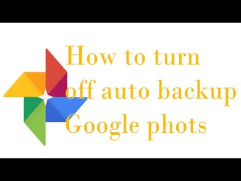 auto backup photos in gallery