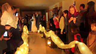 Свадьба венчание love story 2018