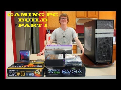 LIVE - Ultimate Gaming PC - PART 1