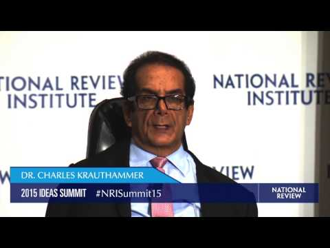 Conversation with Dr. Charles Krauthammer and Rich Lowry