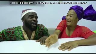 ihiala wonder brings out chief imo & sis maggi stupidity (Chief Imo Comedy)