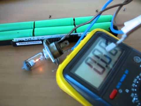 Notebook Battery Repair   Replacing Lithium Cells 2014