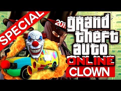 Masina de clovni, Distractie si CURSE NOI | GTA Online (SPECIAL)