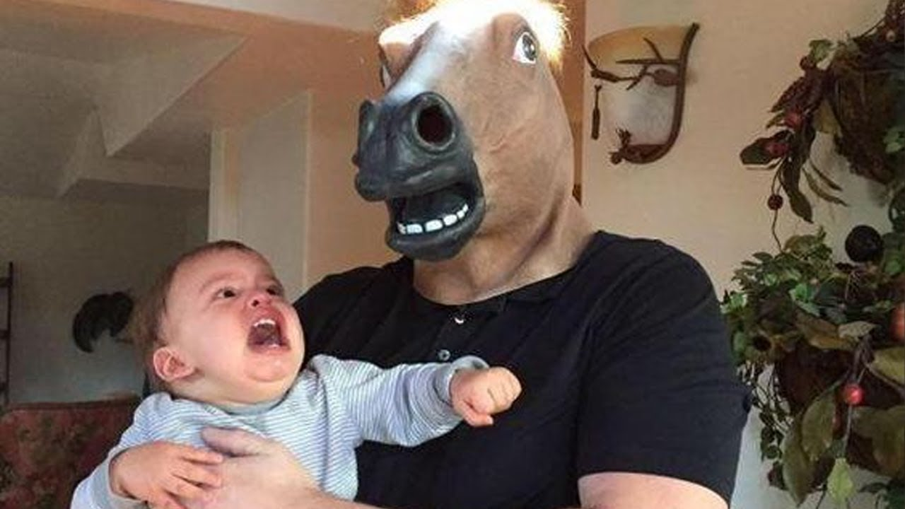 You''re never bored when you're a parent -  Funny Family Pranks and kids reactions