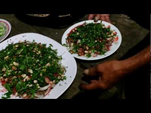 Ẫm Thực Long An - Tiết canh vịt siêm (Part 2)