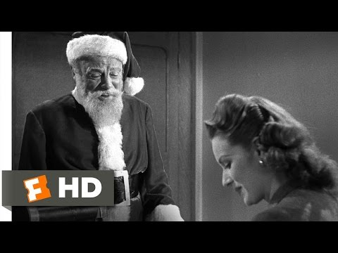 Miracle on 34th Street (3/5) Movie CLIP - Christmas Is a Frame of Mind (1947) HD