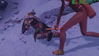 Skyrim Special Edition(170Mods) - The Ultimate Dodge Mod by ShikyoKira finaly worked