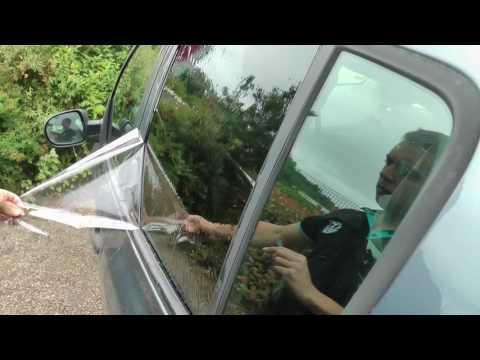 Film Solaire voiture CONTREJOUR sur feuvert.fr !